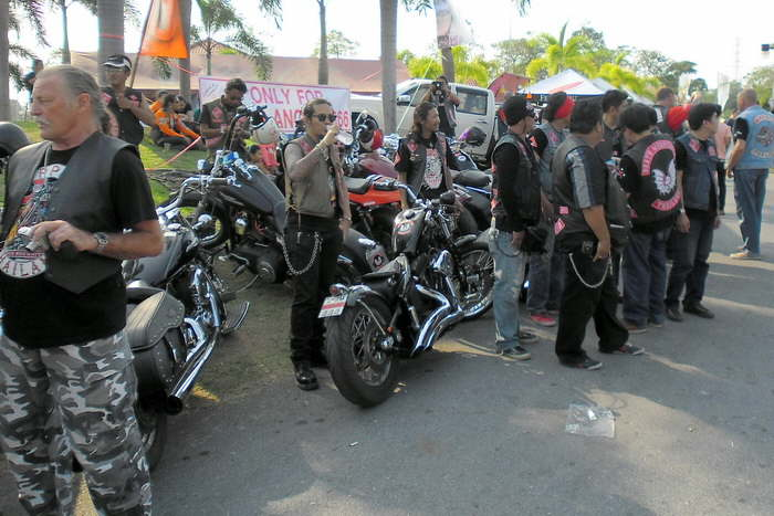 Biker week Pattaya