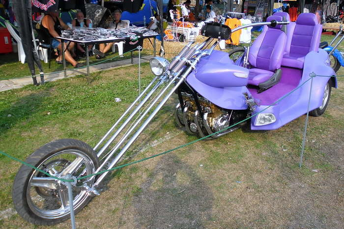 Chopper dreirad Custom Bikes