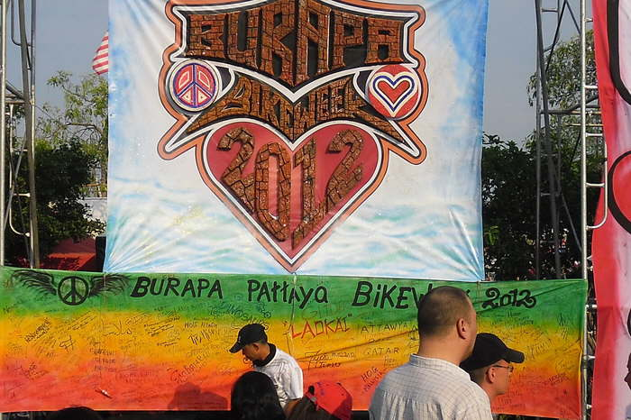 Burapa Bike Week Logo