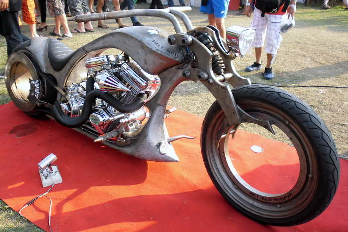 geiles motorrad